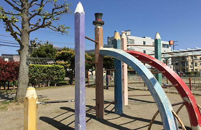 南行徳公園(通称えんぴつ公園)の場所やアクセス方法は?遊具や広場も紹介